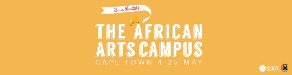 AFRICAN ARTS CAMPUS 2015