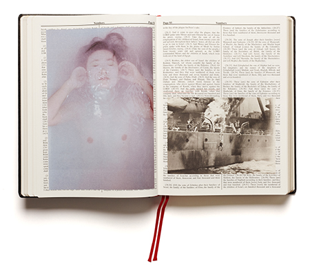 Adam Broomberg and Oliver Chanarin, Holy Bible