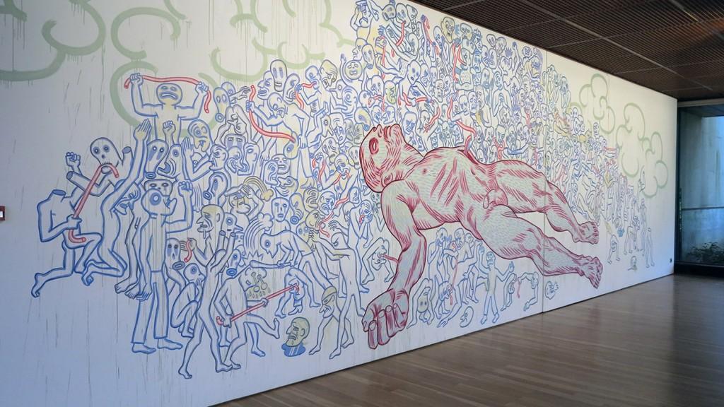 Conrad Botes, 'Odyssey' [Installation view], 2014