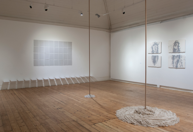Dominique Edwards, 'Buikspraak/Gutspeak', 2015. Installation view: Commune.1
