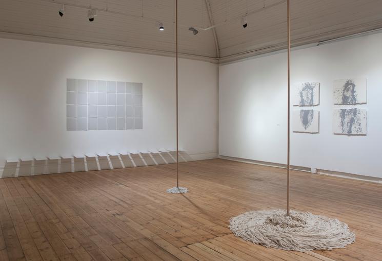 Dominique Edwards, 'Buikspraak/Gutspeak', 2015. Installation view: Commune.1