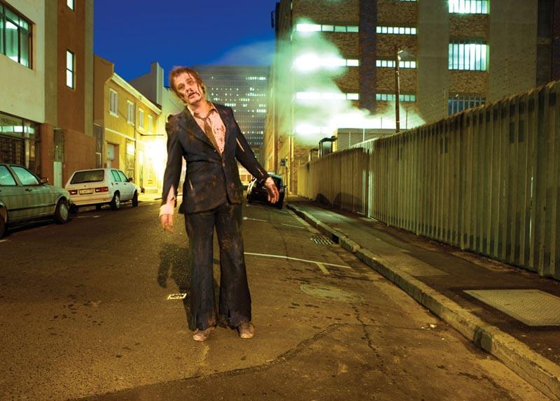 Robert Sloon, 'Unloved,Undead',2009