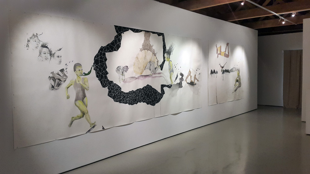 ruby onyinyechi at Goodman Gallery