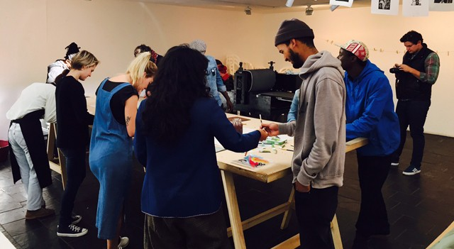 Art Community Workshop