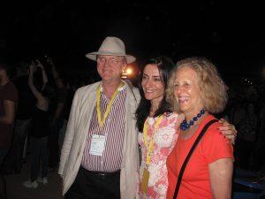 Robert Storr, Kalliopi Minioudaki and Barbara London