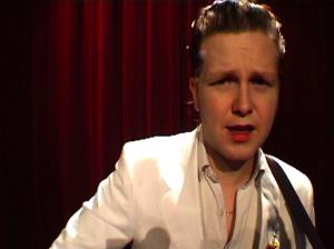 Ragnar Kjartansson performs in <i>Mercy</i> (2004)