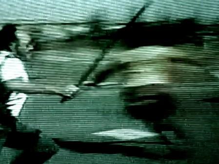 Thando Mama, Desolation I-V [Film Still], 2015. 5 Channel video, duration variable