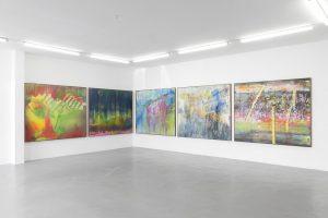 Jan-Henri Booyens, 'Whiteout' (2015). Installation view