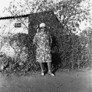 Portrait, Wattville, Gauteng, c1950s.