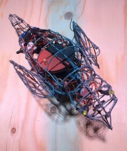Ralph Borland, African Robots_bird