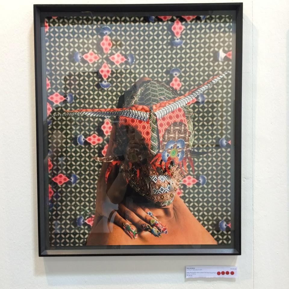 Siwa Mgoboza at AVA Gallery