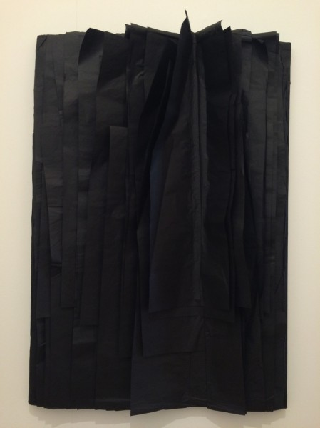 Joël Andrianomearisoa, Passion Labyrinth Series (2015). Magnin-A Gallery, Paris and Primo Marella Gallery, Italy and Sabrina Amrani Gallery, Madrid at 1:54 London