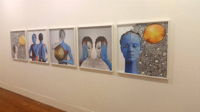 Aida Muluneh at Michaelis Galleries