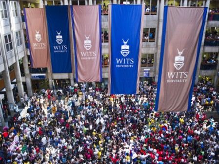WITS Student Protests
