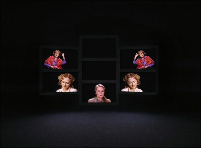 Candice Breitz, Her,1978-2008. Seven-Channel installation Duration: 23 minutes, 56 seconds