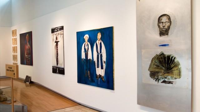 Arlene Amaler-Raviv at South African Jewish Museum