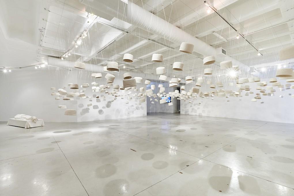Haroon Gunn-Salie, 'History After Apartheid', 2015. Installation view