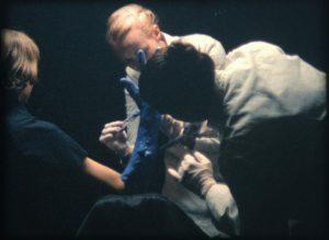Bridget Baker <i>The Assemblers #0</i>, 2013. 16mm film, 20 min