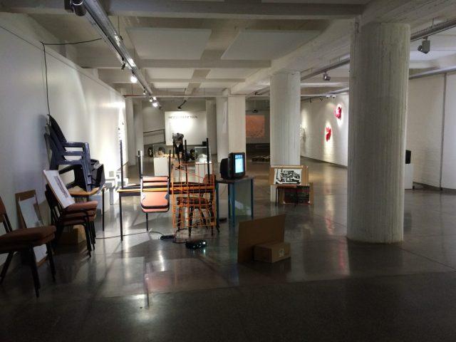 'newworkfifteen' installation view: WITS Art Museum