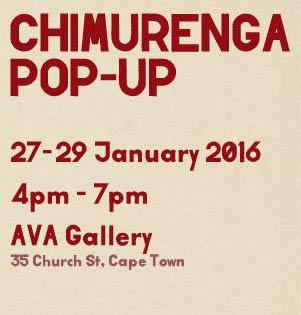 Chimurenga at AVA, 2016