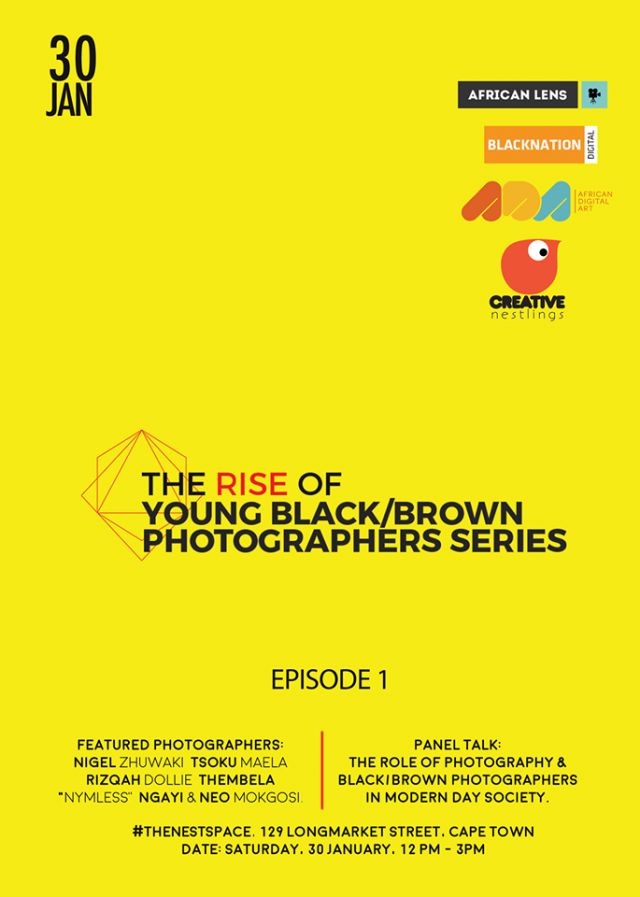The Rise of Young Black:Brown Photographers 1, 2016