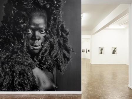 Zanele Muholi, Somnyama Ngonyama, 2015. Installation view: Stevenson Johannesburg