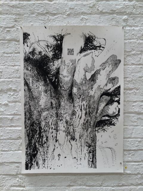 Oliver Mayhew at Hazard Gallery