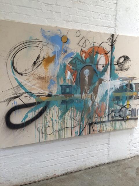 Andrew Kayser at Hazard Gallery