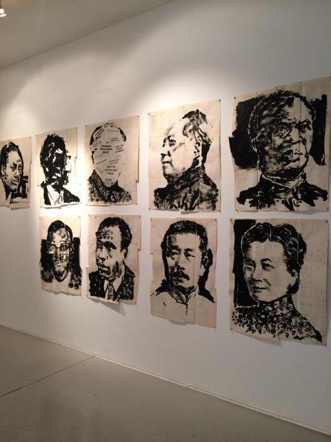 William Kentridge at Goodman Gallery