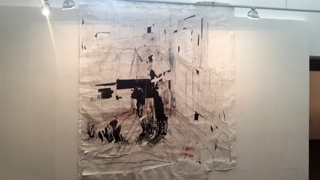 Gareth Nyandoro at AVA Gallery