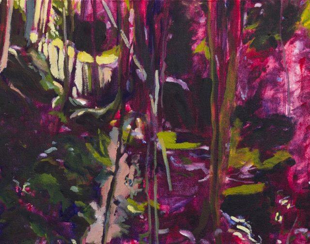 Swain Hoogervorst,, Referential I, 2016, Oil on Canvas