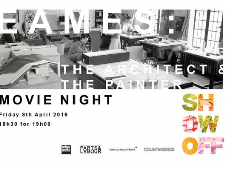 Eames: the Architect and Painter, 2016