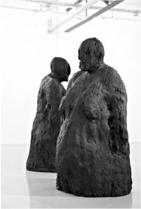Johann Louw, <i>Medea II</i>, 2015. Cement composite, 77 x 158 x 90 cm