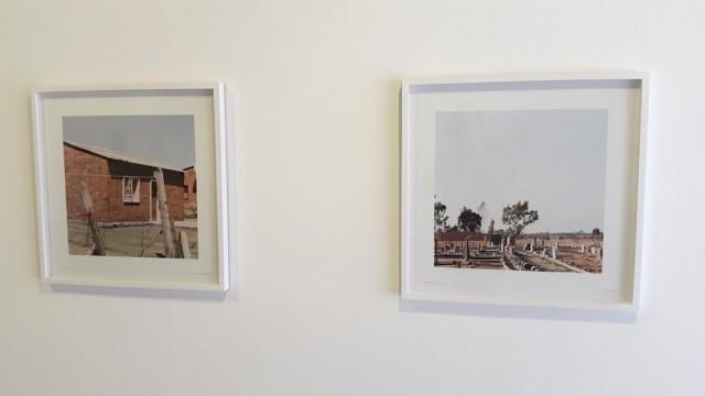 Jabulani Dhlamini at Goodman Gallery