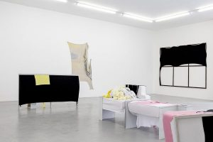 Gerda Scheepers 'Sitcom' 2016. Installation view: blank projects, Cape Town