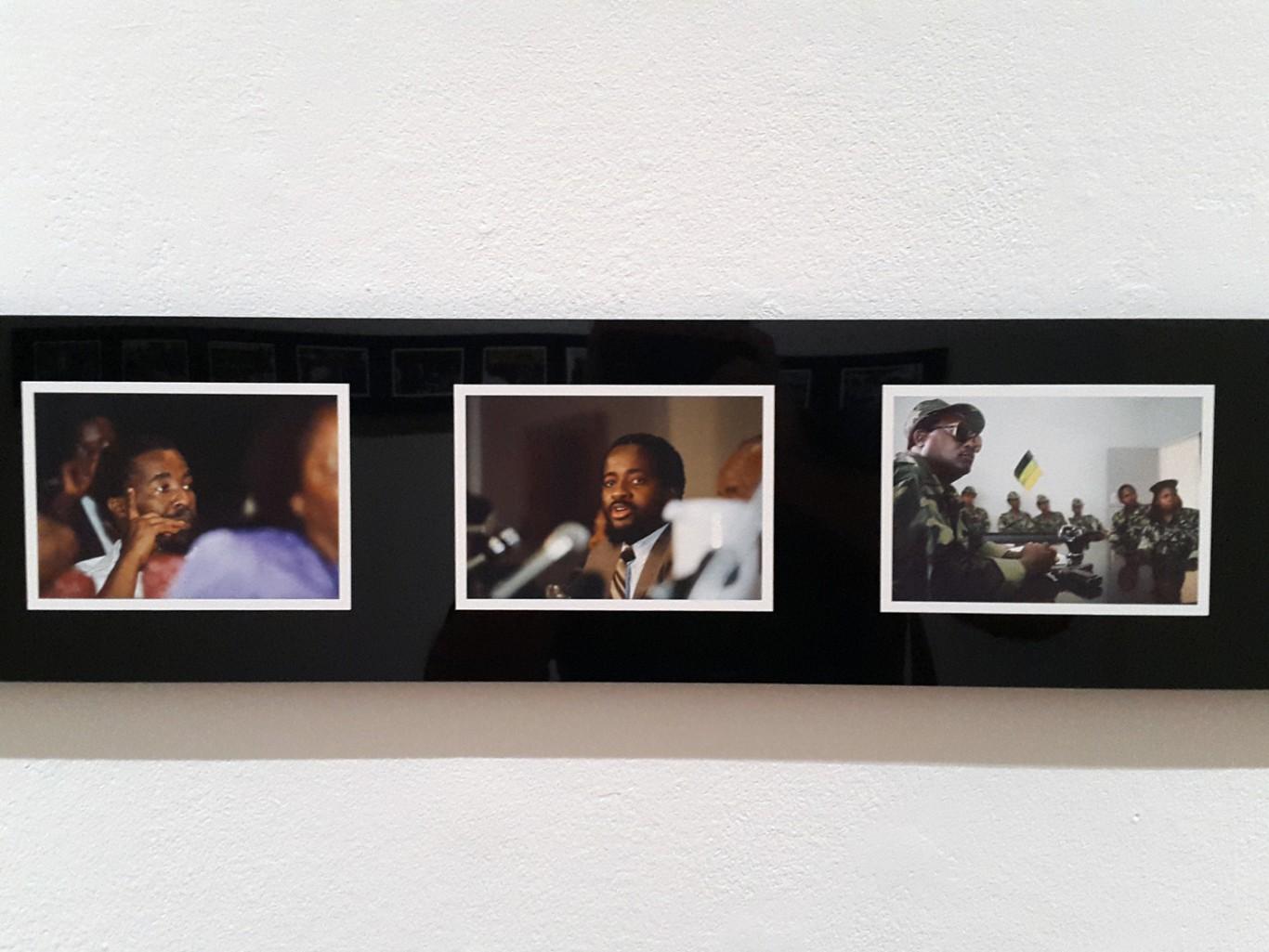 Laurie Sparham at Michaelis Galleries