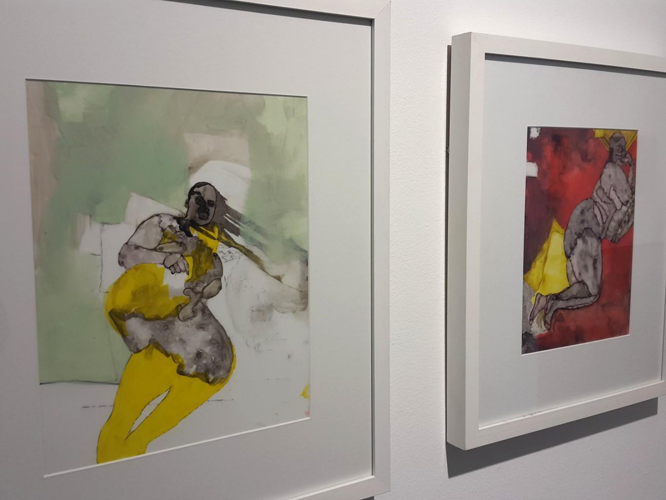 Florine Demosthene at Gallery MOMO