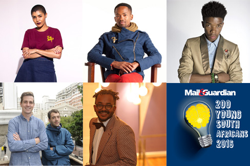 200 Young South Africans 2016