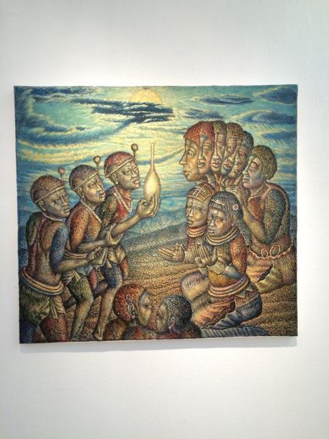 Mmakgabo Helen Sebidi at Everard Read