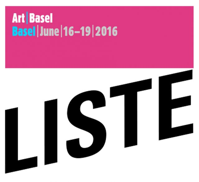 Art Basel and Liste 2016