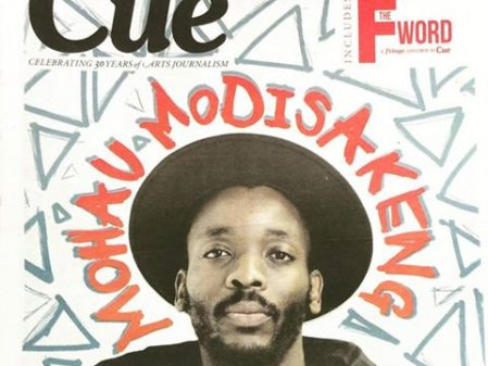 Mohau Modisaking: Cue, 2016