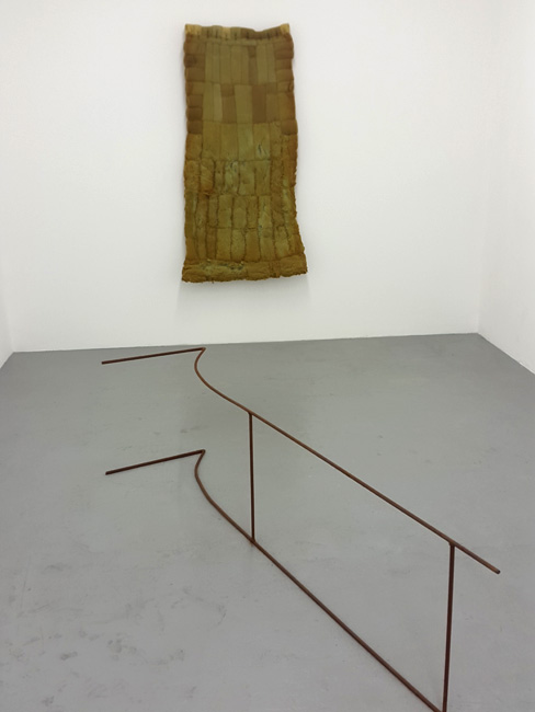 Bronwyn Katz  at blank projects