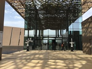 The new CICAD Centre, venue for the workshop