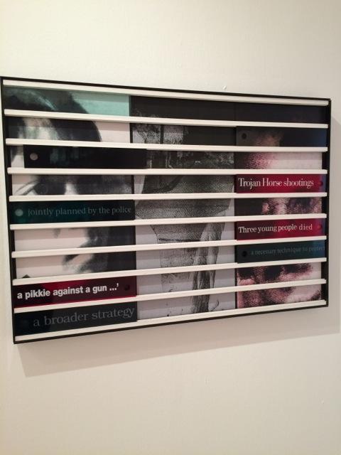 Sue Williamson at Goodman Gallery
