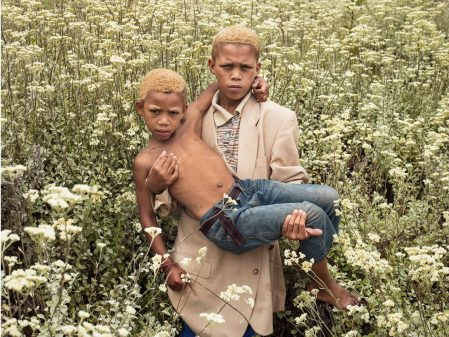 Pieter Hugo, Portrait #16, South Africa, 2016. C-print