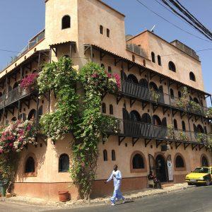 The Hotel Djoloff