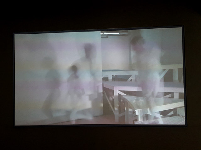 Kambui Olujimi at Gallery MOMO