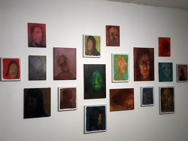 Pauline Gütter at Eclectica Contemporary