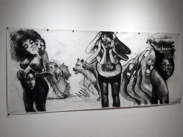 Ronald Machatuta at Michaelis Galleries