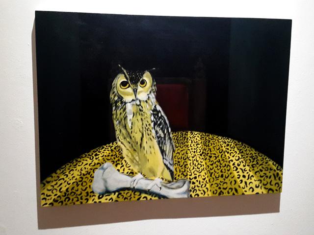 Themba Shibase at Michaelis Galleries